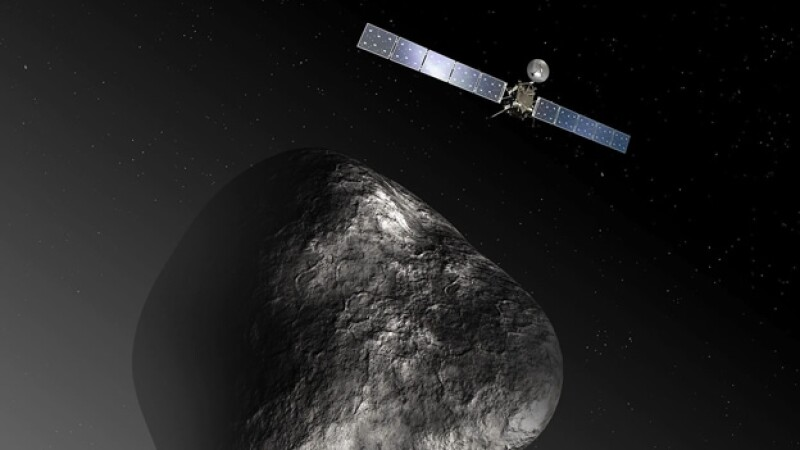Resultado de imagen para Sonda Rosetta