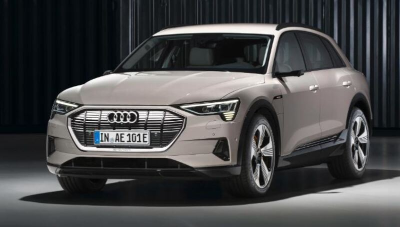 Audi eléctrico