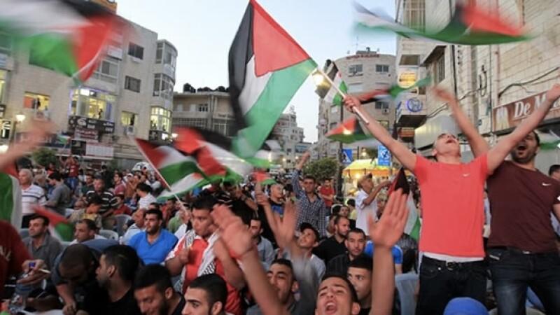 seleccion palestina aficionados