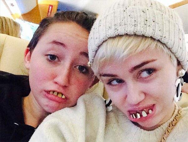 Noah y Miley Cyrus