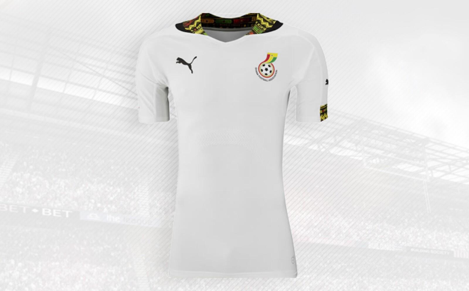 Los africanos son uno de los ocho equipos que patrocina Puma.