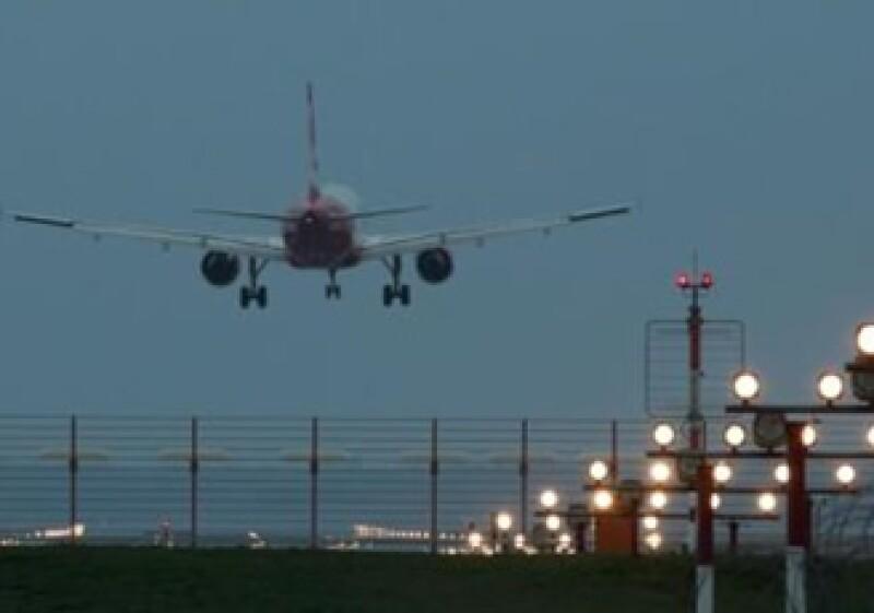 El primer vuelo utilizará 25% de bioturbosina y 75% de turbosina(Foto: Archivo)
