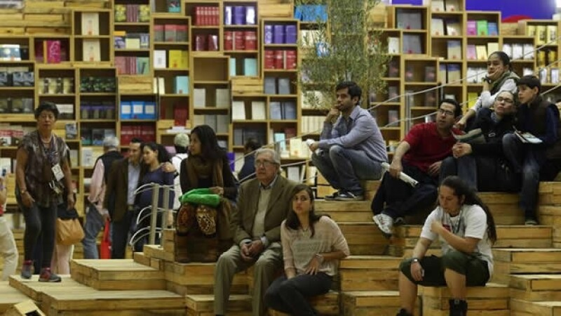 libros feria del libro guadalajara israel dunas