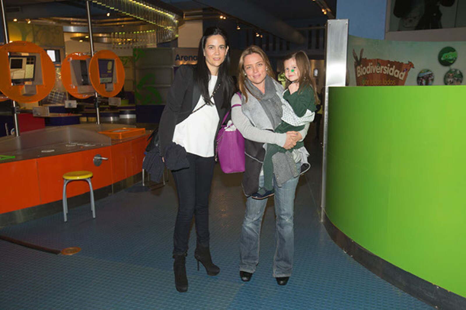 Alejandra Zepeda,Ana Paula Balli,Daniela Zepeda