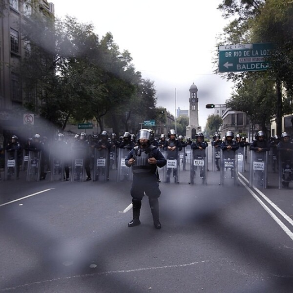 cnte, gobernacion, protesta, maestros, conmemoracion, desalojo, zocalo
