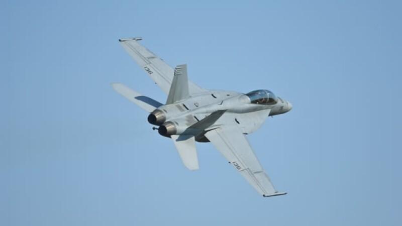 Avion Hornet F/A 18 EU