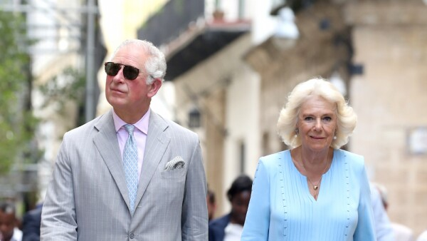 The Prince Of Wales And Duchess Of Cornwall Visit Cuba