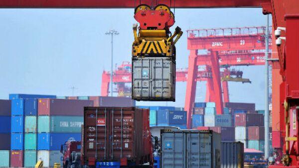 comercio de China