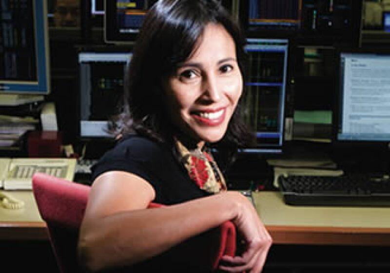Julieta Zacarías encabeza Valmex, la operadora de sociedades de inversión con más fondos Cinco Estrellas (Foto: Alfredo Pelcastre / MondaPhoto)
