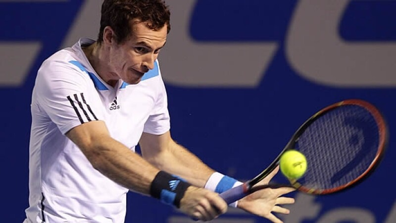 Andy Murray Abierto Acapulco