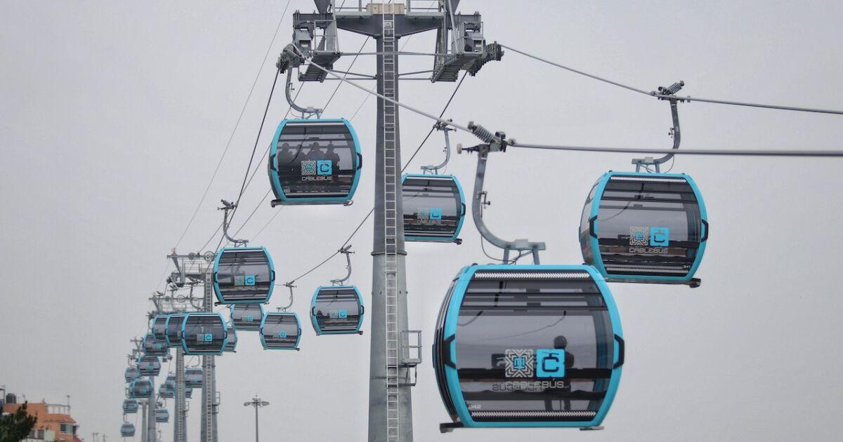 La empresa italiana Leitner, fabricante del Cablebus, migra parte de su producción de teleféricos a Puebla