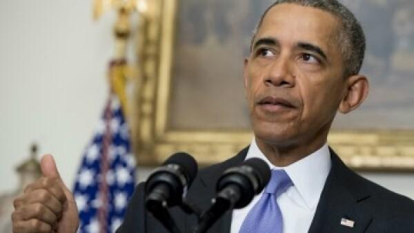 El acuerdo nuclear con Irán logró que el gobierno de Obama retirara las sanciones económicas impuestas hace años (Foto: AFP)