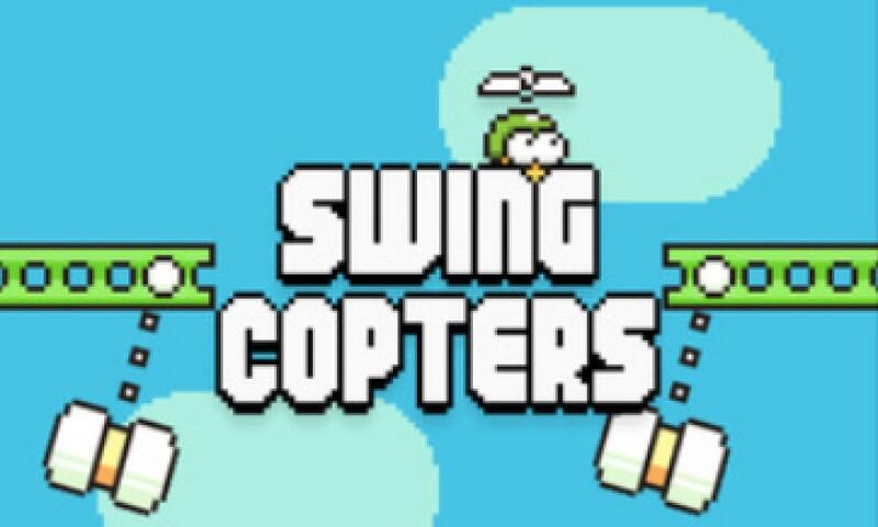 Este es el nuevo juego del desarrollador vietnamita Dong Nguyen.  (Foto: iTunes Store)