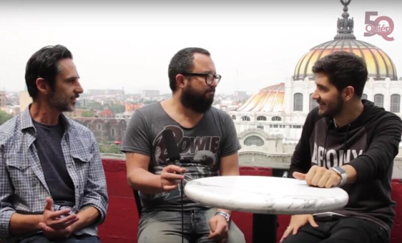 Como parte del especial Quién 50, Bully entrevistó a los Súper Cívicos, quienes nos cuentan un poco más sobre el proyecto que día a día llevan a cabo en las calles de México.