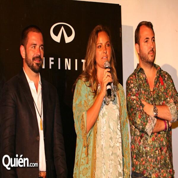 Alejandro Serratos,Alejandra Martínez,Victor Martínez