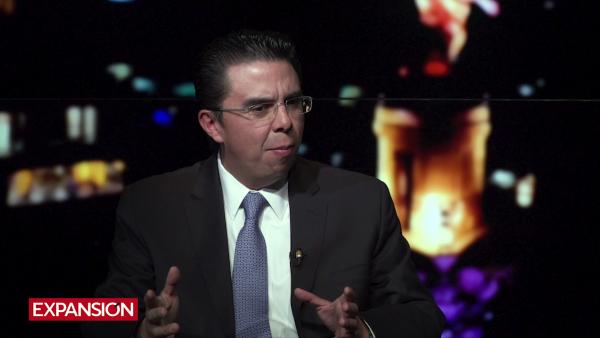 Eduardo Barrera, presidente del CT de Energía del IMEF