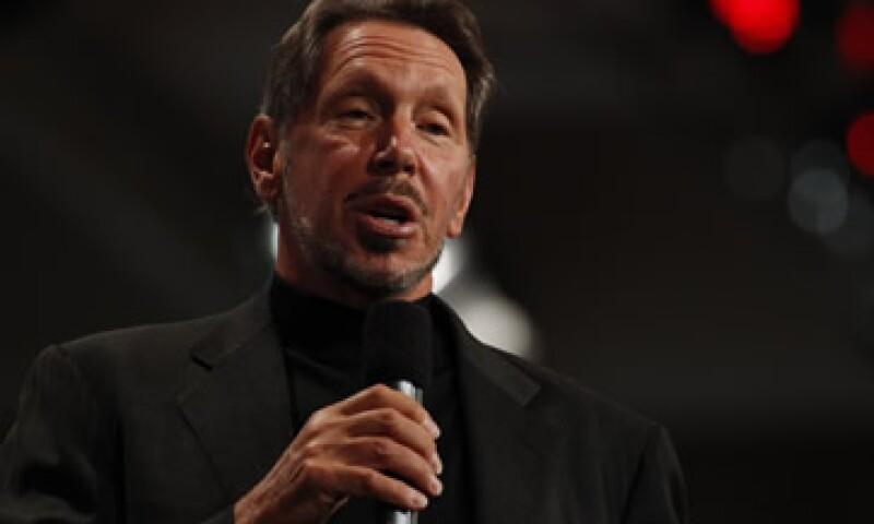 Larry Ellison, fundador de Oracle, seguriá activo en la compañía como presidente de la junta. (Foto: Getty Images)