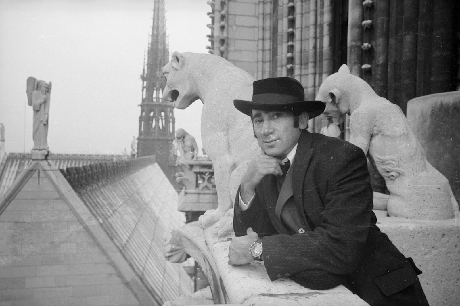 Lionel In Paris