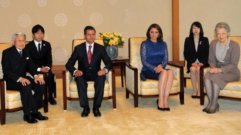La primera dama sorprendió por lucir dos muy diferentes estilos durante su visita a Japón, donde acompaña a su esposo Enrique Peña Nieto por su gira asiática.