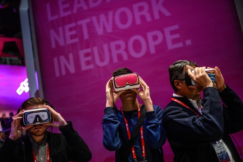 La realidad virtual podría combinarse con las transmisiones en vivo.