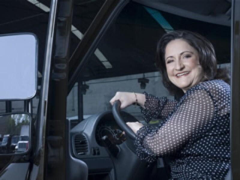 La Directora General de UPS México. (Foto: Especial)