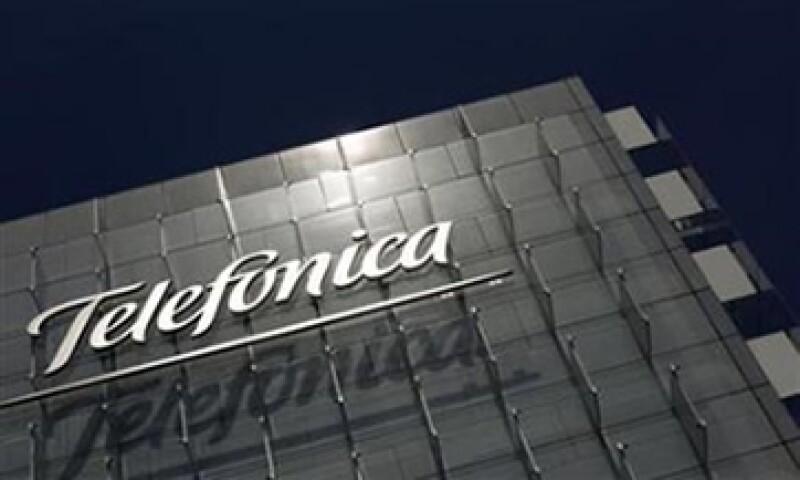 Fitch adviertió que la desaceleración europea puede afectar a la empresa Telefónica. (Foto: Reuters)
