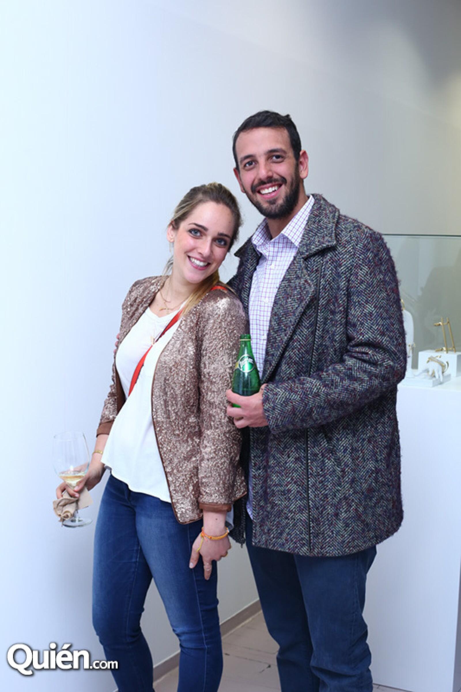 Sonia Musan y Daniel Sadovich