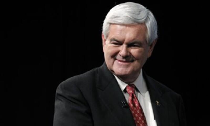 Newt Gingrich asegura que nunca cabildeó por Freddie Mac pero que esa actividad no es un delito. (Foto: Reuters)