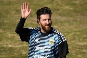 Messi Forbes 2018