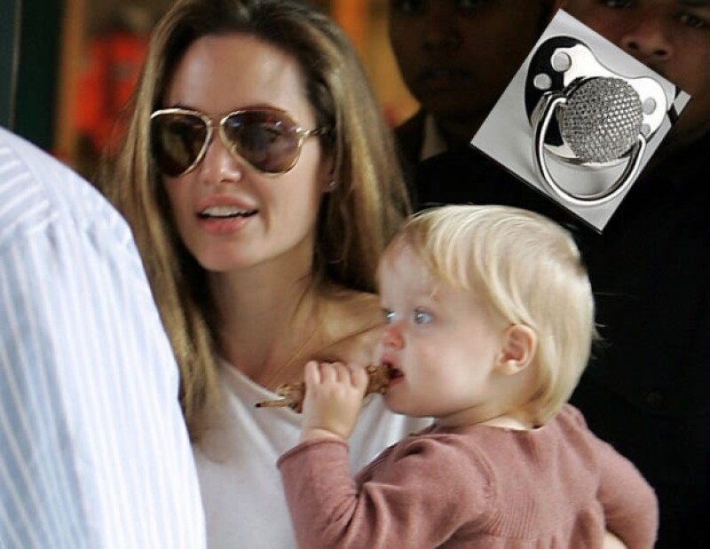 La familia Jolie-Pitt prefieren la sencillez.