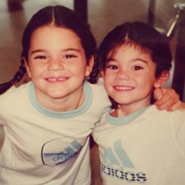 Kylie adoptó junto con Kendall su amor por la moda y claro, por ellas mismas.