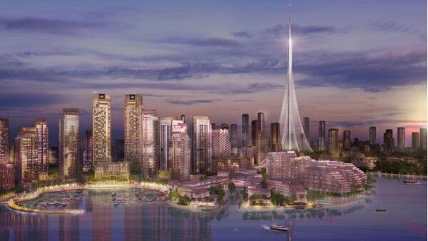 Calatrava Dubái 01