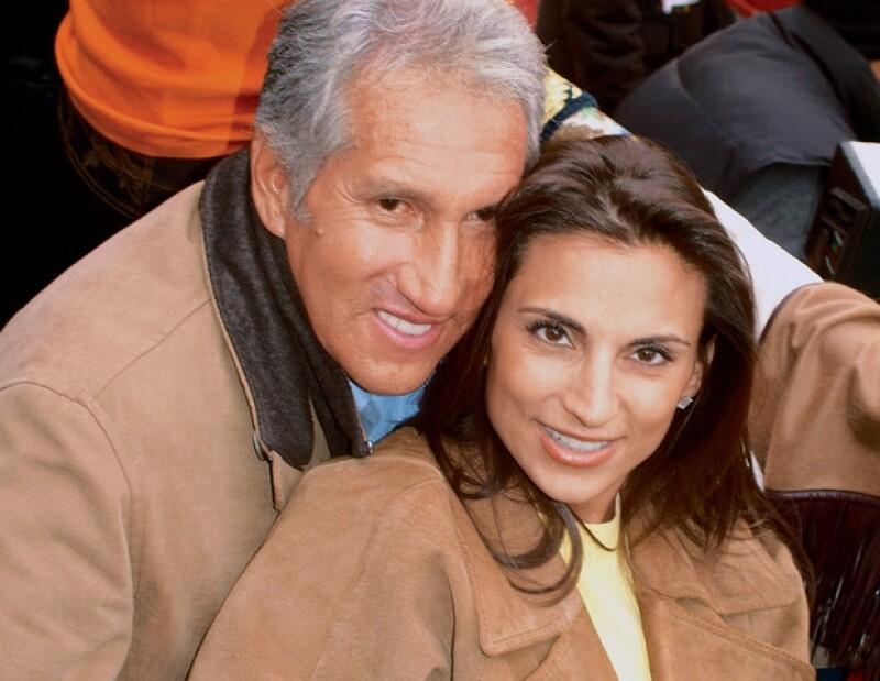 Arturo Montiel y Maude Versini se veían plenamente felices durante su matrimonio, sin embargo, se dice que ella extrañaba mucho Francia.