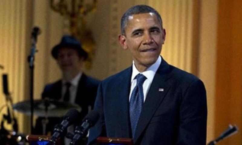 Además de los problemas económicos de Europa, Barack Obama, presidente de EU, estima que el alza del precio de la gasolina afectará a la economía de EU.   (Foto: Reuters)