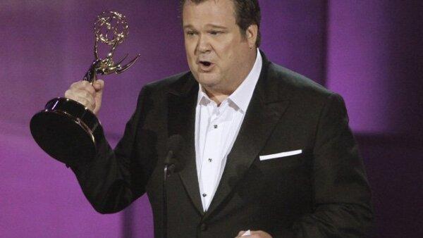Eric Stonestreet, ganó como Mejor Actor Secundario gracias a su papel de Cameron Tucker en Modern Family.