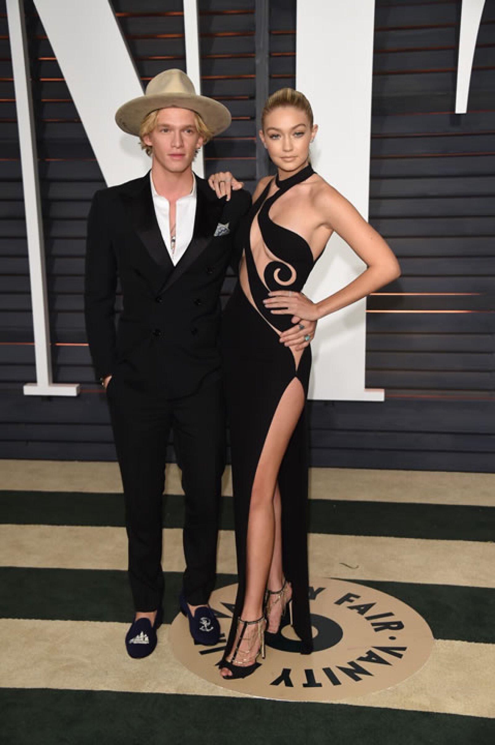 Cody Simpson y Gigi Hadid