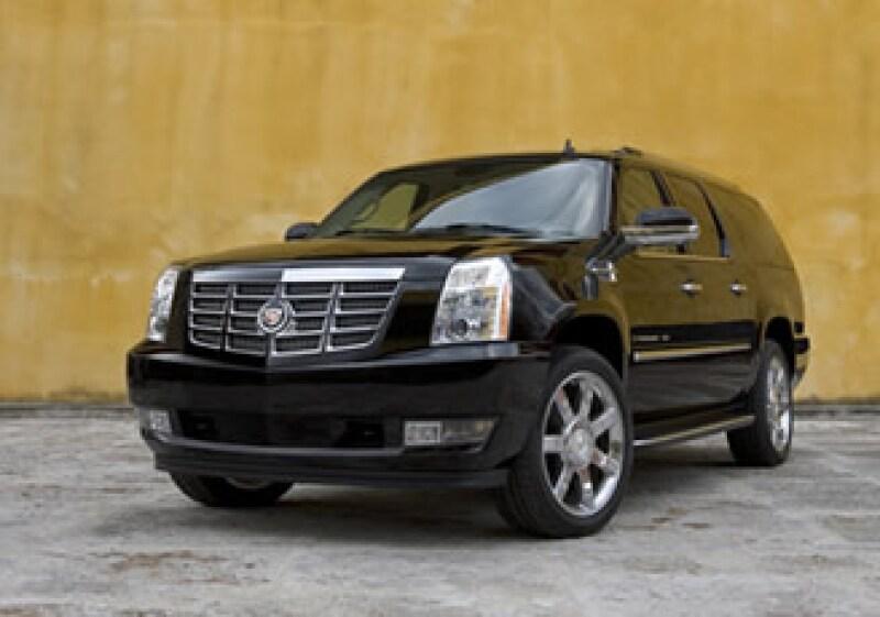 El modelo Cadillac Escalade ESV, uno de los afectados. (Foto: Cortesía Cadillac)