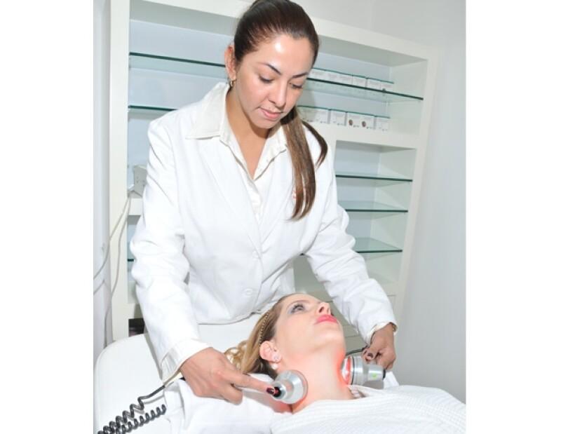 En el salon-spa Bethuá se ofrecen diversos tratamientos impartidos por la doctora Samantha Hernández.