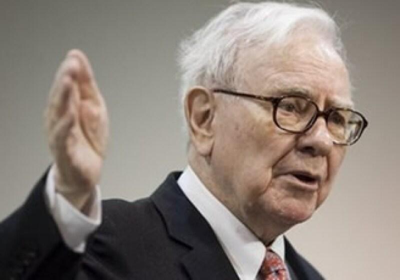 Warren Buffett es el segundo hombre más rico del mundo. (Foto: AP)