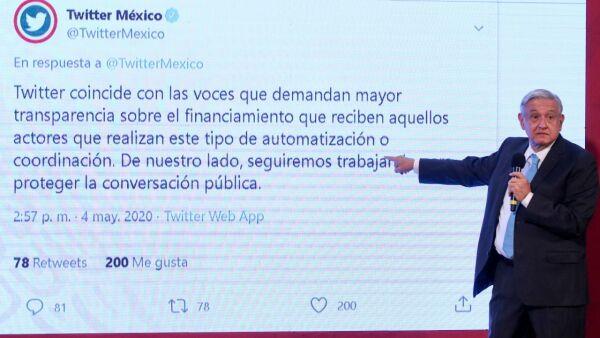 AMLO-Twitter