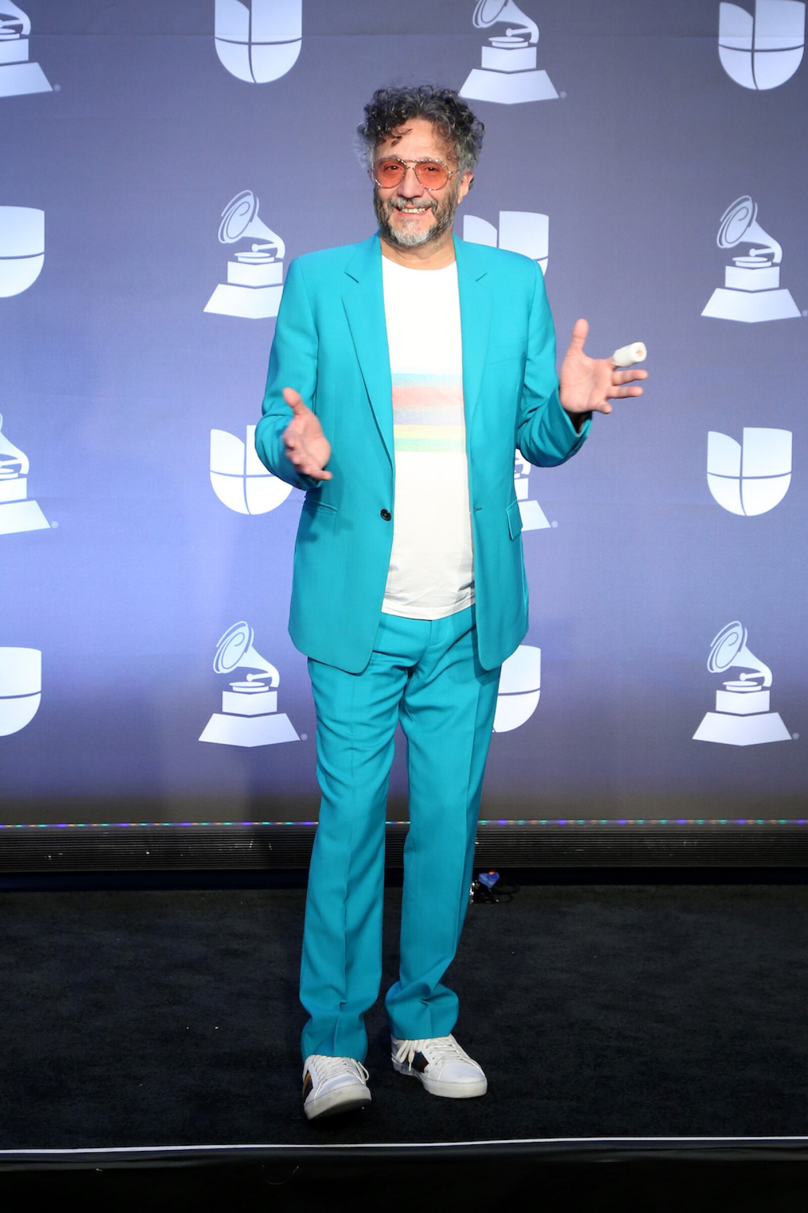 The 20th Annual Latin GRAMMY Awards - Press Room