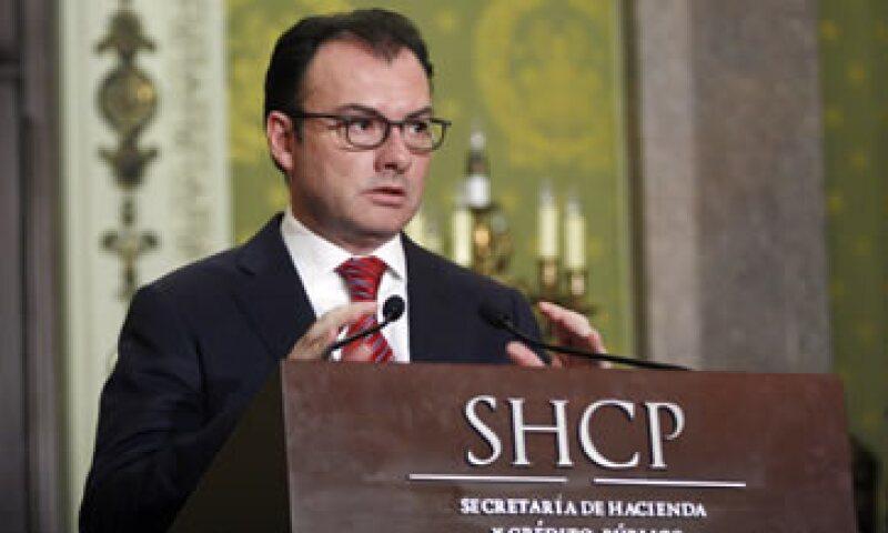 Cuando adquirió la vivienda, Videgaray era coordinador de la transición del presidente electo, Enrique Peña Nieto. (Foto: AFP )