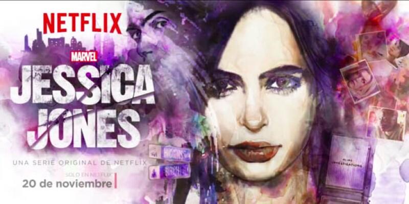 Tras un final trágico a su efímero paso como superhéroe, Jessica Jones está reconstruyendo su vida personal y profesional como una detective cuyos casos la mantienen en Nueva York.