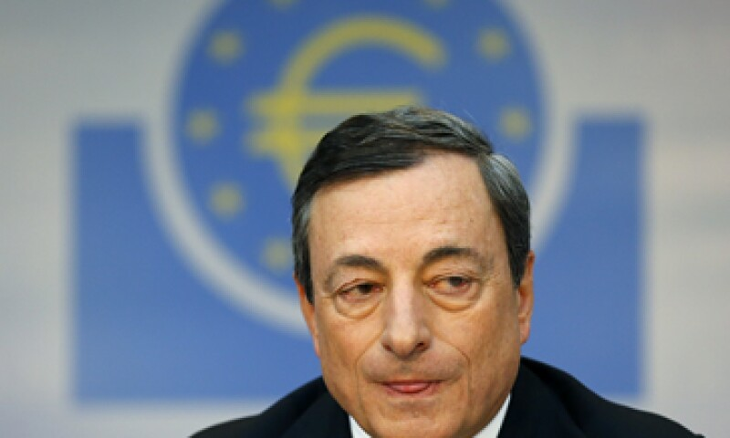 Draghi tiene varias herramientas de política monetaria a su disposición. (Foto: Reuters)
