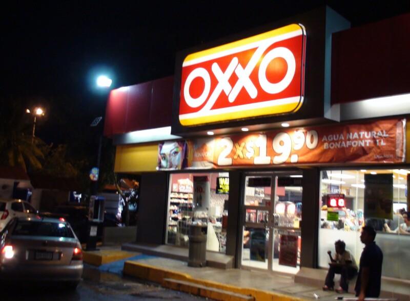 Oxxo alista en México el pago sin contacto