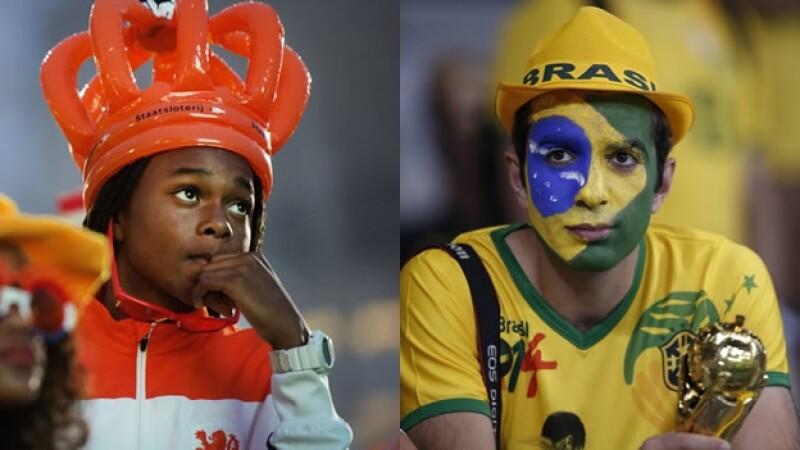 brasil holanda aficionados