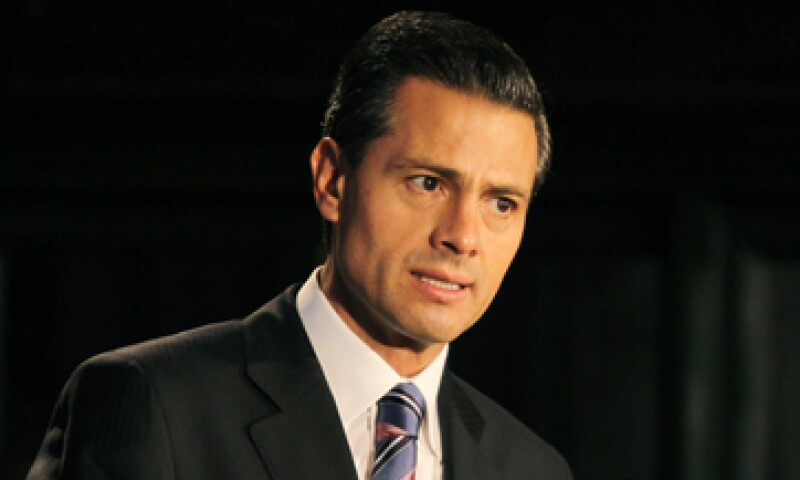 El 63% de los CEO consultados por el Pulso evalúo de Mal a Muy mal la actuación del presidente Enrique Peña Nieto. (Foto: Notimex)