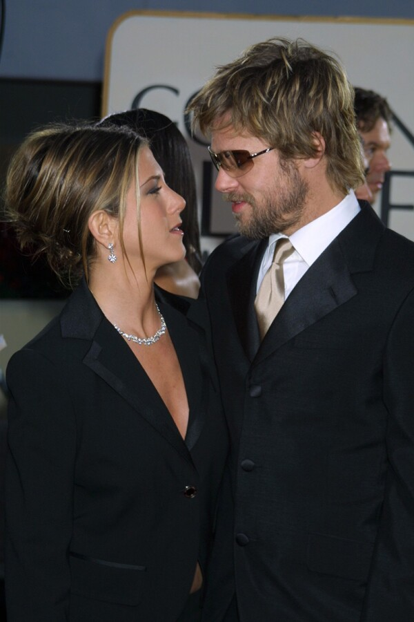 2002 Golden Globes, Beverly Hills, CA, America - 20 Jan 2002