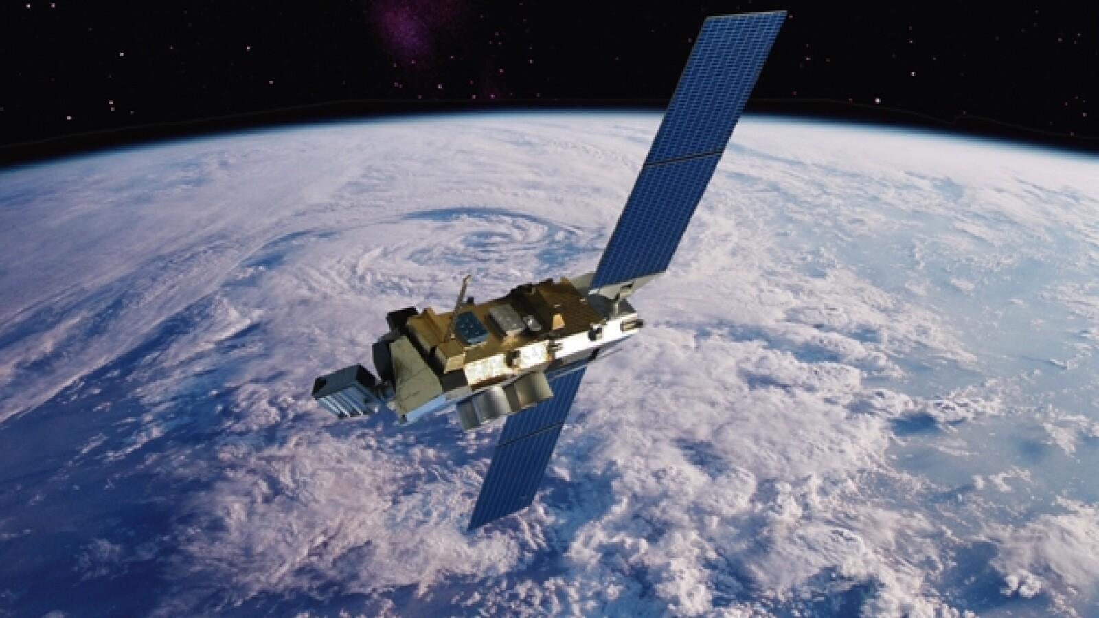 satelite monitorear clima