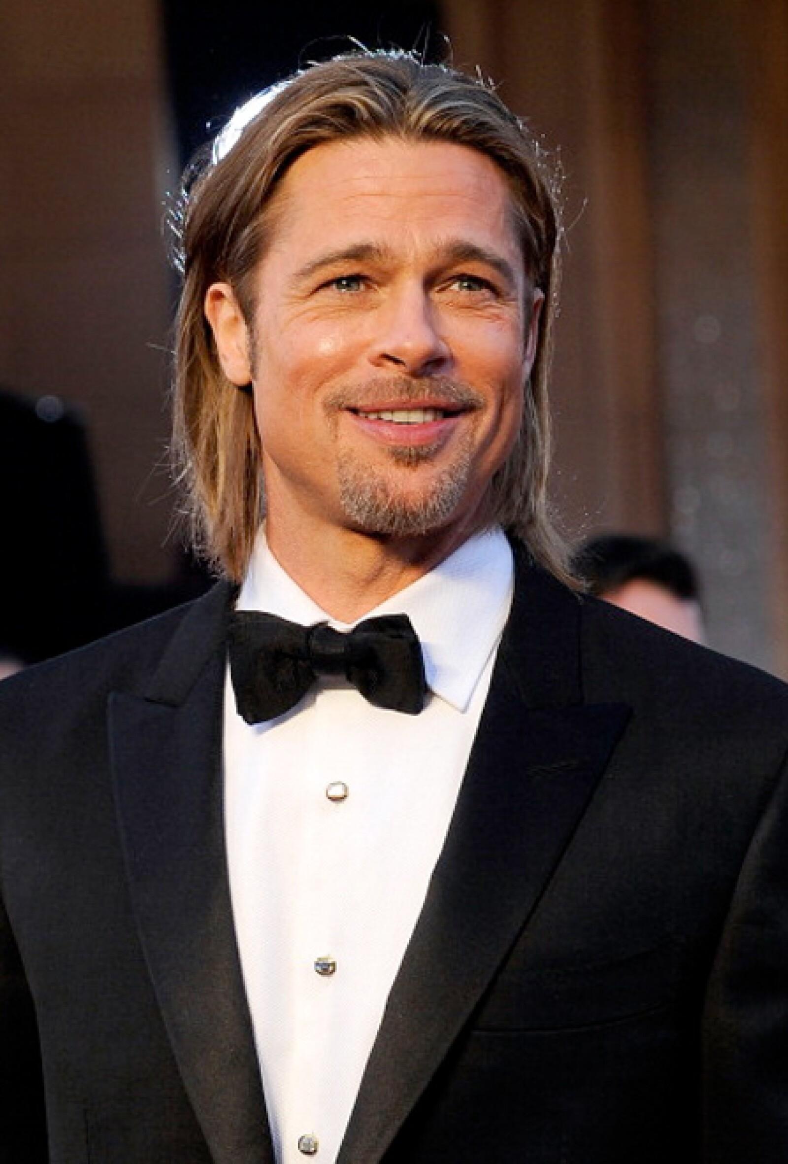 Brad Pitt cumple 50 años el 18 de diciembre.